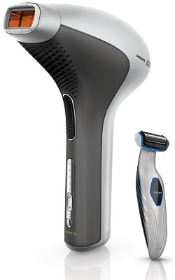 Philips TT3003/11 IPL Haarentfernungssystem Lumea for Men